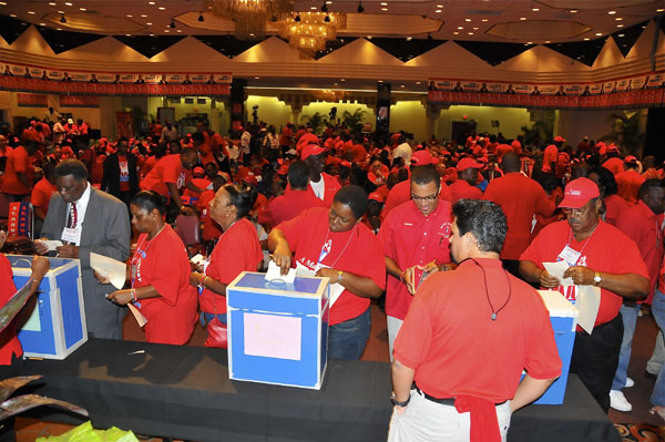 FNMs Electing new leadership at Convention are now concerned two fishing buddies of a senior MP could wipeout the FNM.