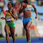 Bahamians Shaunae Miller goes into history books - She Delivered GOLD for Bahamas!
