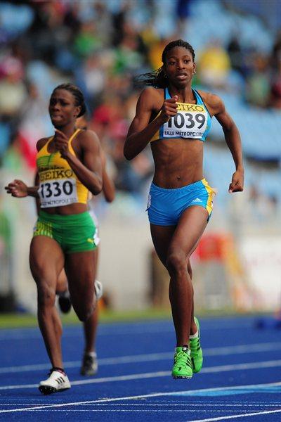 Bahamians Shaunae Miller goes into history books – She