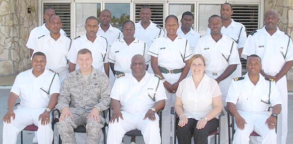 Bloggers Join In Welcoming U S Cultural Affairs Officers: USNORTHCOM's Exchange With The Royal Bahamas Defence Force