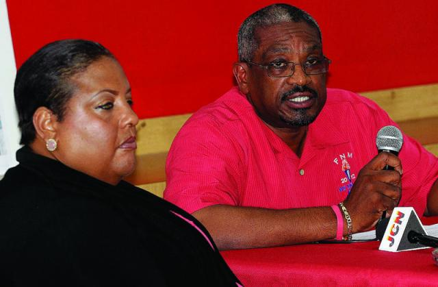 Dog fight in FNM cannot help party in North Abaco - a third Dark Horse set to topple Loretta and Minnis.