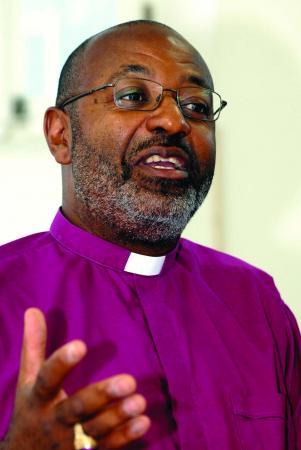 Anglican Bishop Laish Boyd