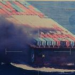 Coast Guard responding to barge on fire off Bahamas