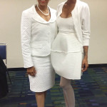 Bahamas AG inducted into the Honorary Members of the Alpha Kappa Alpha Sorority, Inc.