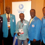 Bahamians honour Sir Arlington at 20th Commonwealth Games