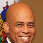 Scores of Haitian migrants illegally land in Southern New Providence just hours before President Michel Martelly in the capital