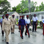 Police on Abaco on the ground and have arrested residents in breech of the Immigration Act!