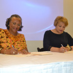 College of The Bahamas Signs MOU With Central State University