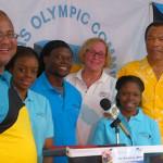 Bahamian Gymnasts invited to Pan Am Toronto 2015