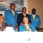Tribute to Bahamas Olympic Gold Winners, Sir Durward and Cecil Cooke
