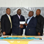 Contract Signed for Completion of Grand Bahama Arts and Crafts Center