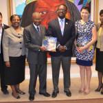 Bahamas China Friendship Association Calls on Youth Minister