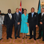 40 Years of The Bahamas and Cuba Diplomatic Relations