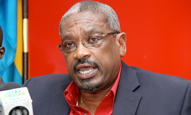 Hubert Minnis - Leader of the Opposition