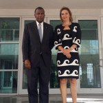 Foreign Affairs Minister meets with IOM representatives
