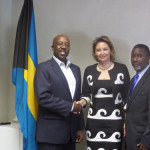Bahamas Labour Minister Meets With Deputy Director for International Organization for Migration