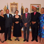Anglican Archbishop Hosted to Dinner at Government House