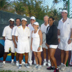Bahamas off to a winning start in International Tennis Week