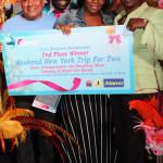 Mayaguana Bride-to-Be Wins BTC Arawak Homes House