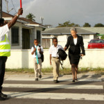 Road Safety Education Conducted at New Providence Schools