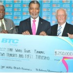 BTC named title partner for IAAF World Relays Bahamas
