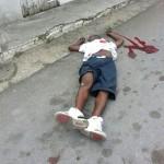 Man shot dead in Union Village is 30 – year-old Leonel Louis-Jean of Robinson Road…