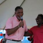 BTC Flies the Flag on Haitian Flag Day