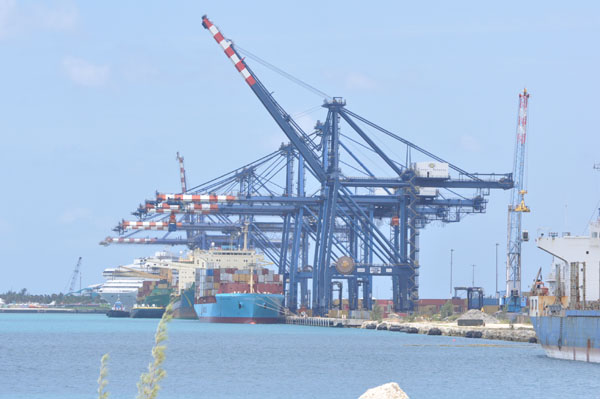 Freeport Container Port