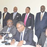 Contract Signed for Repair to Grand Bahama's Produce Exchange