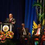 REMARKS BY OUTGOING CARICOM CHAIRMAN THE RT. HON. PERRY G. CHRISTIE AT THE THIRTY-SIXTH REGULAR MEETING OF THE CONFERENCE OF GOVERNMENT HEADS