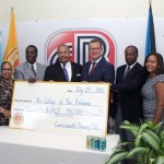 College of The Bahamas establishes scholarship fund with Commonwealth Brewery Limited