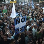Greek voters have decisively rejected the terms of an international bailout and have VOTED NO!!