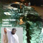 Tyrone Colebrook is this morning's latest traffic fatality victim out of North Andros this morning…