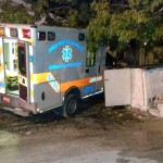 Police probe theft of Ambulance