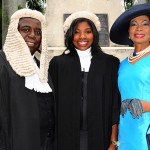 Christina Epiphany Davis is called to The Bahamas Bar