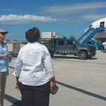 38,000 lbs of relief aid for Central and Southern Bahamas