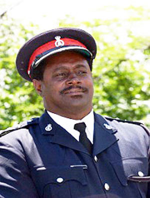 Supt. Nigel Clarke [RETIRED]