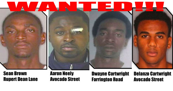 WANTED MEN