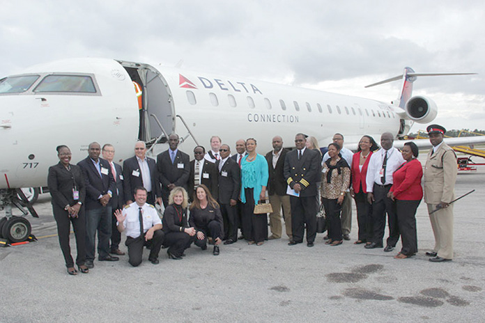 Delta expands to Marsh Harbour and Eleuthera.