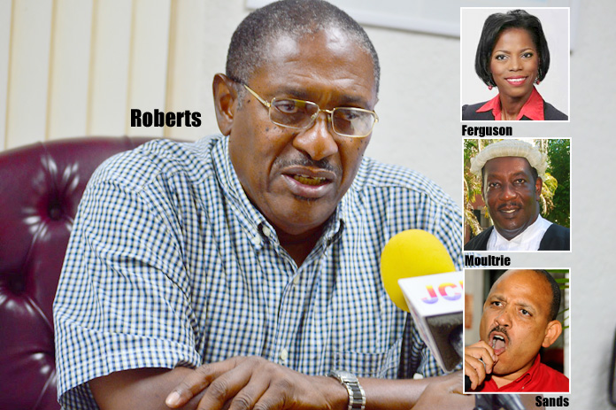 PLP Chairman chides FNM Leader's selection of first eight candidates for the 2017 General Elections.