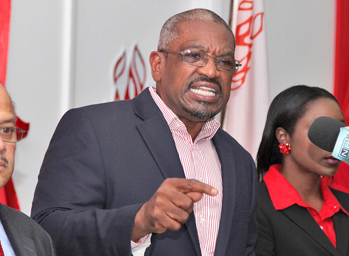 Dr. Hon. Hubert A. Minnis - Leader of the FNM