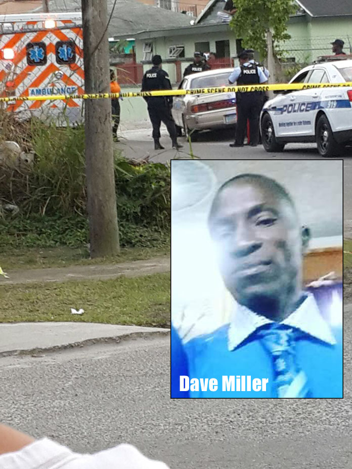 Homicide victim #16 shot dead on 5th Street the Grove is identified as Dave Miller.
