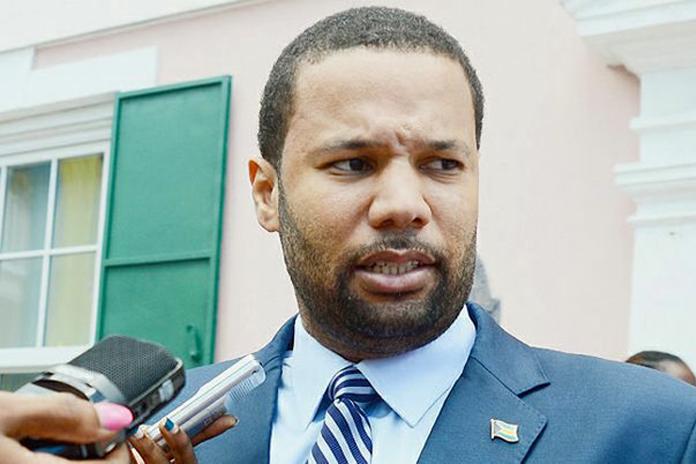 FNM MP for Fort Charlotte  Dr, Andre ROllins