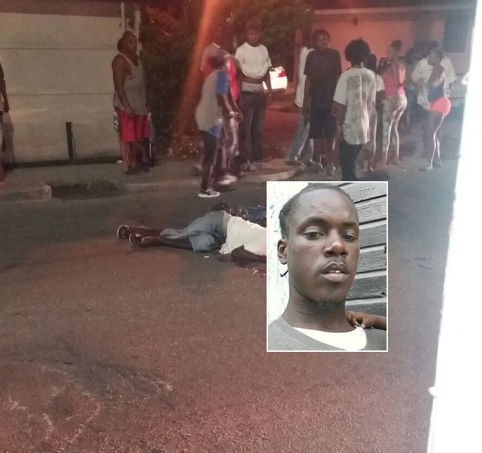 Man identified as Jason Green was homicide victim #58 Tuesday night.