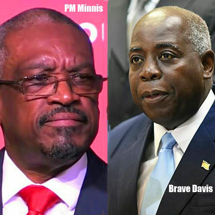 DAVIS: PM told a bold faced lie in Parliament… | Bahamaspress.com