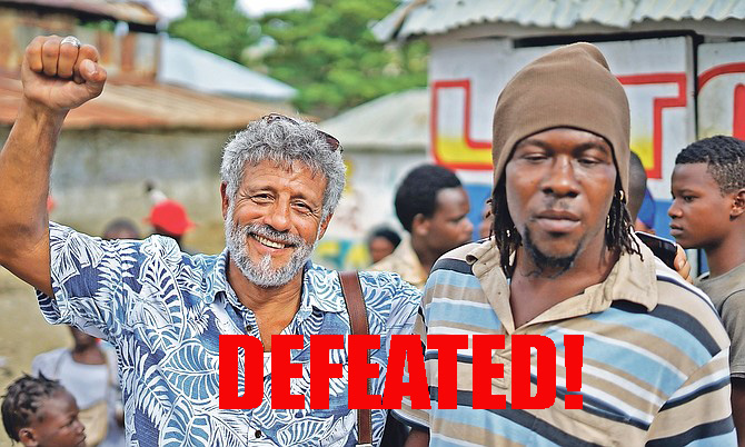 The Bahamian People have defeated Jean Rony-Jean Charles and Fred Smith in the Court of Appeals Ruling today!!!   Bahamaspress.com