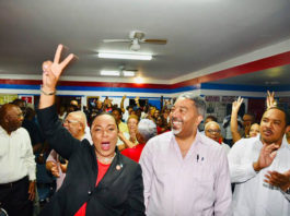 Fnm Hears Nothing On Duane Sandarvin Dames From Prime Minister As Promised At Gb Rally