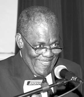 Rt. Hon. Hubert Ingraham - Prime Minister