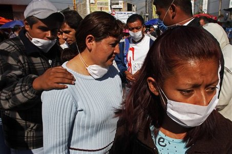 Mexico Swine Flu