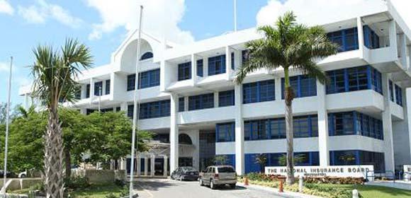 NIB head office on Blue Hill Road.